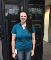 Ms. Elisa Norman, Computer Support Technician