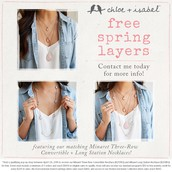 Free Spring Layers!