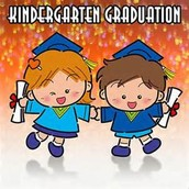 May 13th: Kinder grad pictures