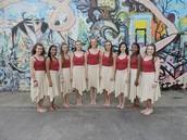 Florence High School Dancers
