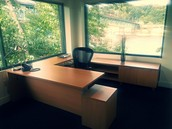 This office includes everything you need to get up and running quickly.
