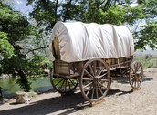 Day 1; April 23, 1850- Leaving Independence, Missouri
