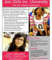 Summer Camp- Girls Inc. University