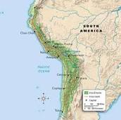 Inca Location