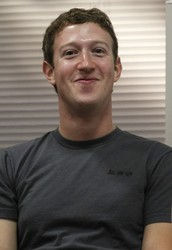 The Founder and CEO of Facebook