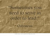 Odysseus to Achilles