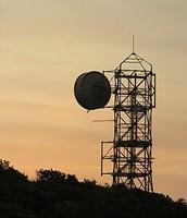 מגדל תקשורת בגלי מיקרו