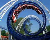 Dragon loop ride!