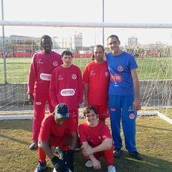 נבחרת הכדורגל של אקים רחובות