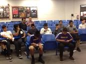 Seventh grade audience