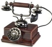 Second American Desk Telephone