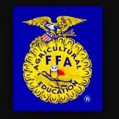 Next week is FFA week!