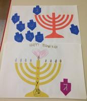 Drip Mats for Hanukkah