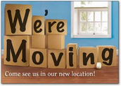 Department Relocations