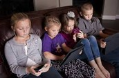 Screen-time use with young children