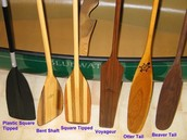 Choosing the right paddle