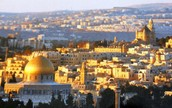 A Holy city