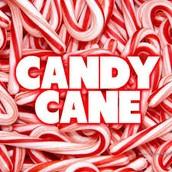 Candy cane facial