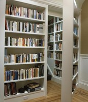 My  Book Shelf room