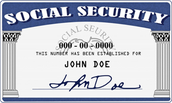 1. Guard your social security number