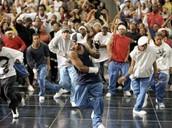 Открытие новой танцевальной школы