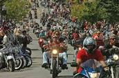 motocícletas