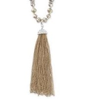 Milana Tassel Necklace - Orig. &79.00 NOW $35.00