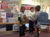 Good work, Preschoolers!
