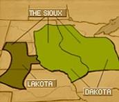 Dakota Tribe Homeland