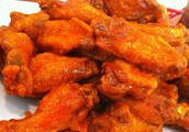 I Like To Eat Hot Wings
