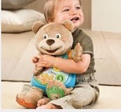 To a happy one who doesn't have to worry about losing their best stuffed friend!😄