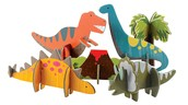 Pop-Out and Play Dinosaurs