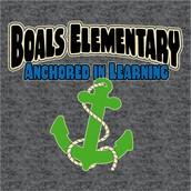Boals Spirit T-Shirt Sales