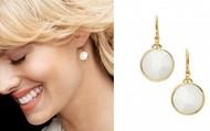 Isla Drops, perfect size earrings