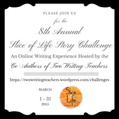 Q&A About Our March Writing Challenge