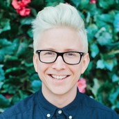 Tyler Oakley is a Youtuber, podcast personality, humorist, author and activist who has been making Youtube videos for over 9 years. Inspiring, giving advice, and just making hilarious videos for people all around the world to enjoy!