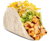 Finishing your taco