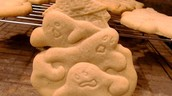 Creamic Mold Cookie~ Molded cookie