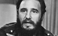Fidel castro arrested on my birthday.