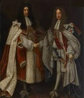 Charles II and James II