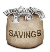 Ways to save.