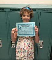 McFarland Youth Center Student of the Month