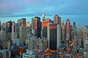 New York City Is The Biggest City In The U.S.