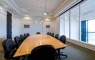 Private rooms for meetings