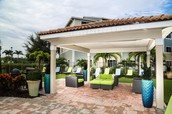 Relax @ Our Poolside Cabanas