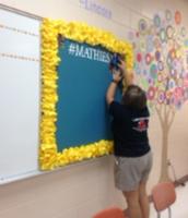 Simpson's Classroom Selfies