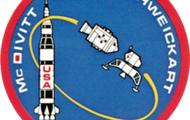 Apollo 9 patch