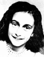 Bio of Anne Frank