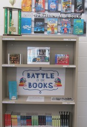 Battle of the Books Practice & Competition Schedule