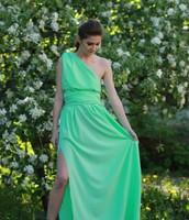 Платье- трансформер  (с разрезом) модель: maxi